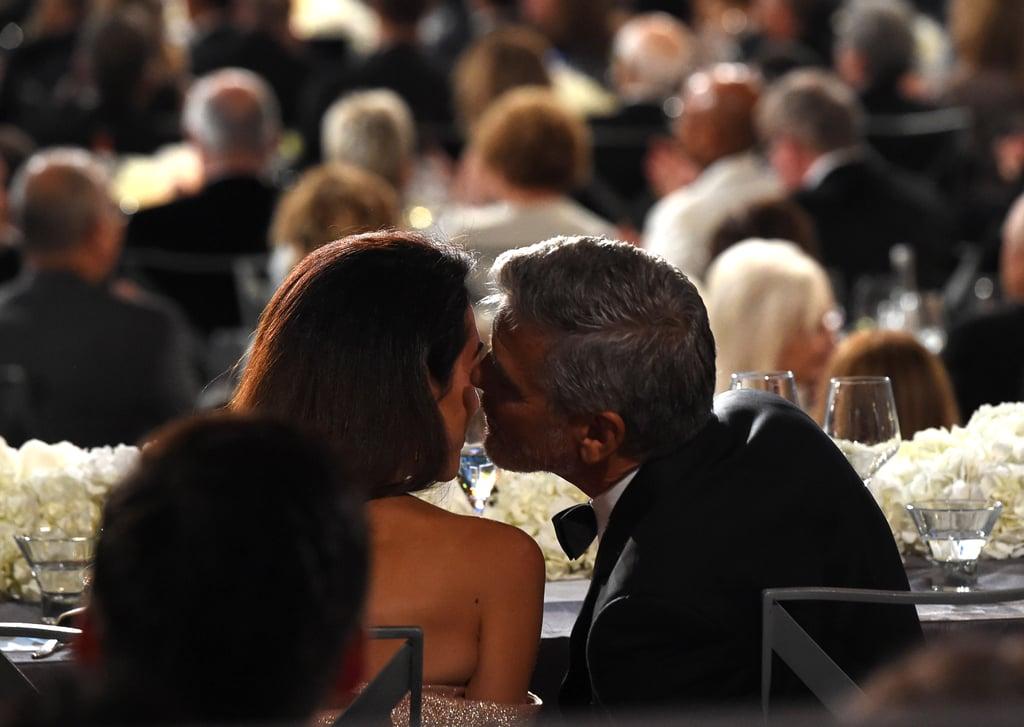 George and Amal Clooney AFI Life Achievement Gala 2018