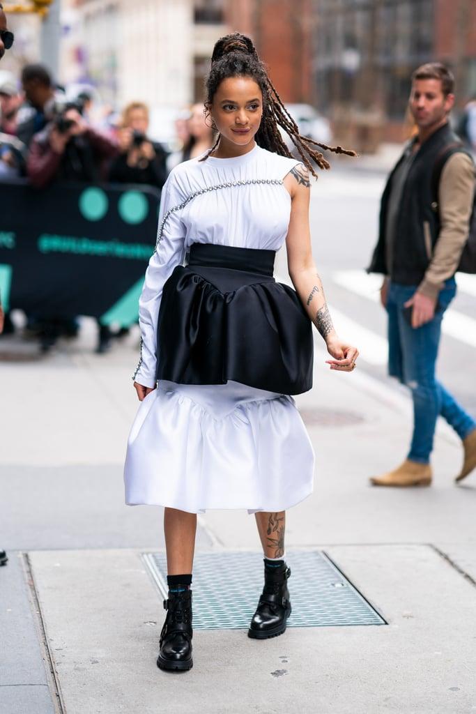 Sasha Lane's Outfit