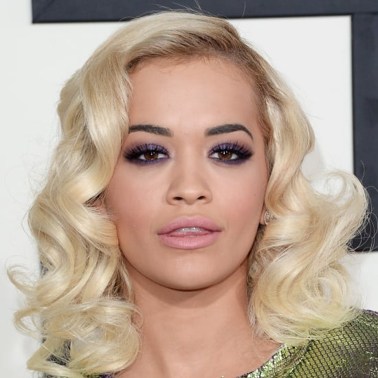 2014 Grammy Awards Hair & Beauty: Rita Ora