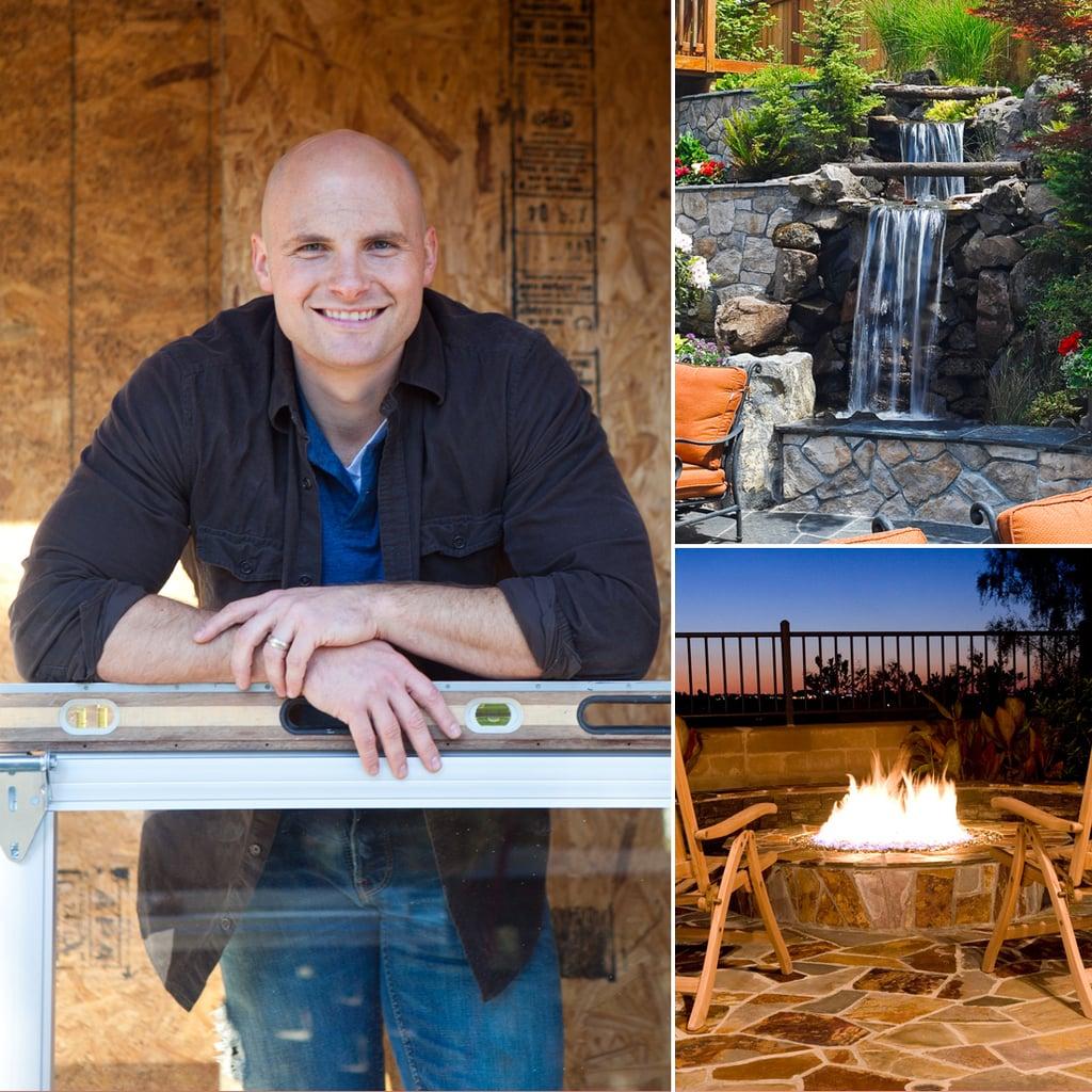 HGTV Elbow Room Host Chip Wade Shares the Best Backyard DIYs