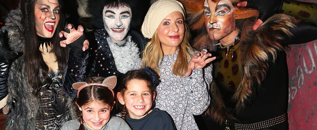 Sarah Michelle Gellar and Charlotte Prinze Have a Cute Mother-Daughter Date on Broadway