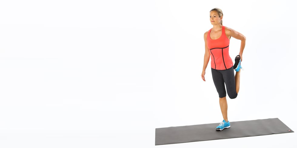 5 Moves to Stretch Out Quads