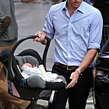 The Car Seat: Prince George