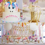 The Whimsical Details From This Unicorn Birthday Party Are Truly Magical