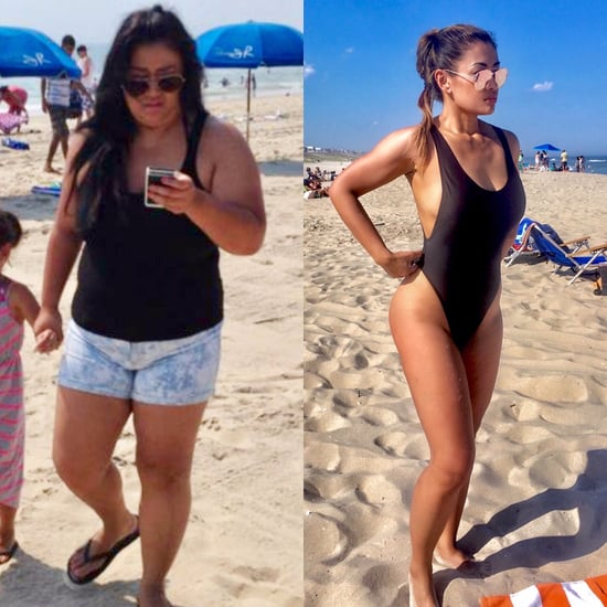 100-Pound Weight-Loss Transformation | Christine Carlos