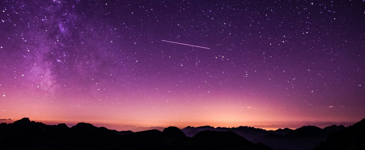 The 2021 Delta Aquariids Meteor Shower Peaks July 28 and 29
