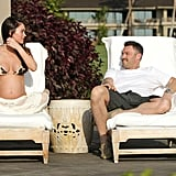 Brian Austin Green and pregnant Megan Fox posed in Kona.
