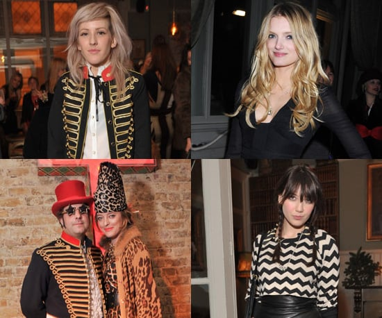 Photos from Alice Temperley's Party with Daisy Lowe, Lily Donaldson and Jacquetta Wheeler