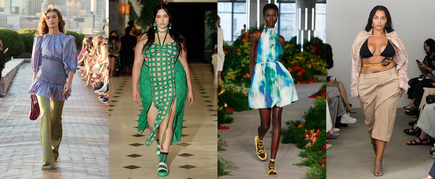 The Biggest Fashion Trends For Spring 2022