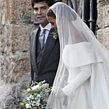 Lady Charlotte Wellesley and Alejandro Santo Domingo spent the Memorial Day weekend in 2016 tying the knot in Íllora, Spain.