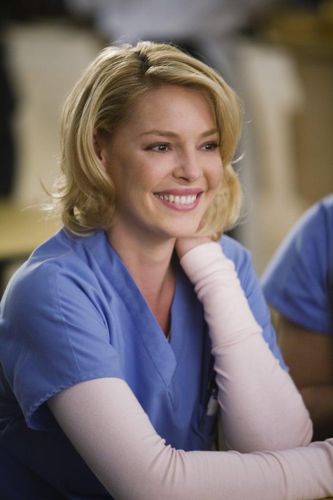 Greys Anatomy Izzy