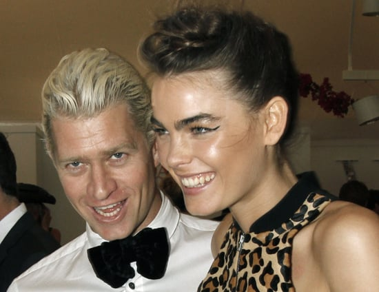 Pictures of Celebrities at the 2011 Caulfield Cup