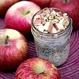 Apple Pie Overnight Oats