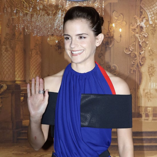 Emma Watson Beauty and the Beast Press Tour Looks 2017