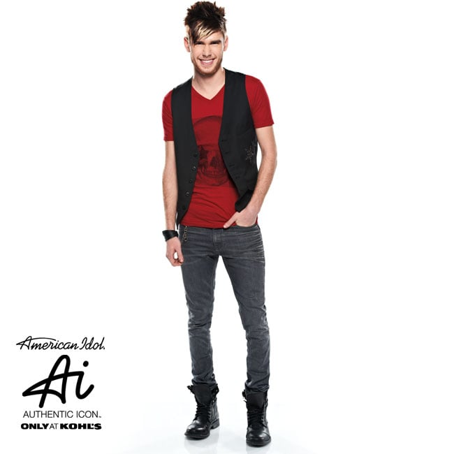 Colton Dixon on His Style: