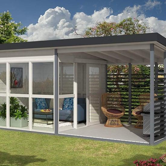 Amazon DIY Backyard Guest House
