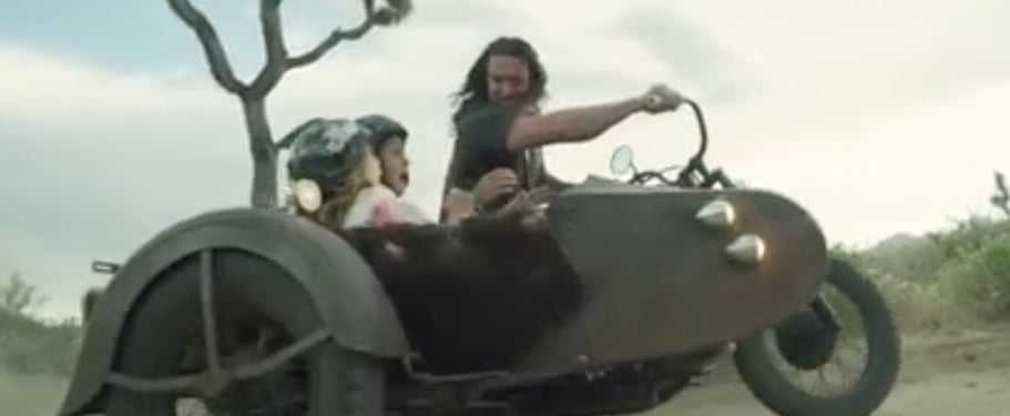 Jason Momoa's Short Film With His Family Instagram Video