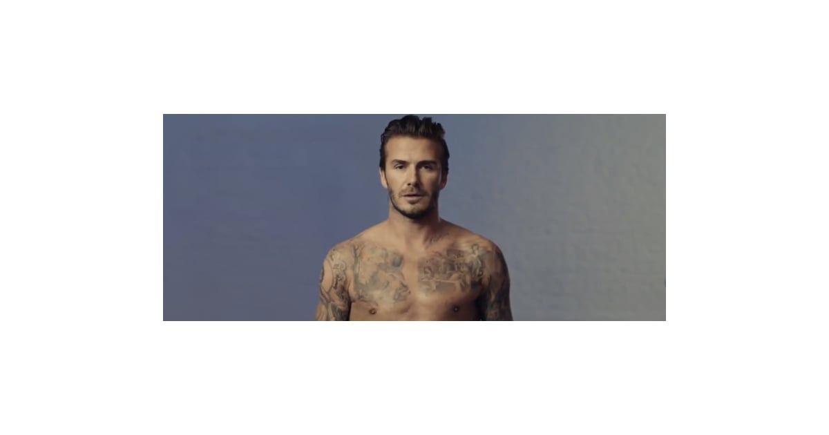 david beckham h m super bowl commercial Every year, the super bowl offers plenty of memorable one major ad we're looking forward to seeing during this year's big game on feb 2 is david beckham's h&m ad.