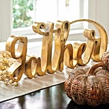 """Gather"" Centerpiece"