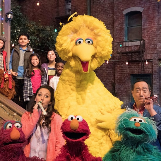 Sesame Street: Elmo's Playdate With Lin-Manuel Miranda