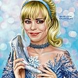 Rachel McAdams as Cinderella
