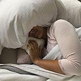 Sleep Crown Over-the-Head Pillow