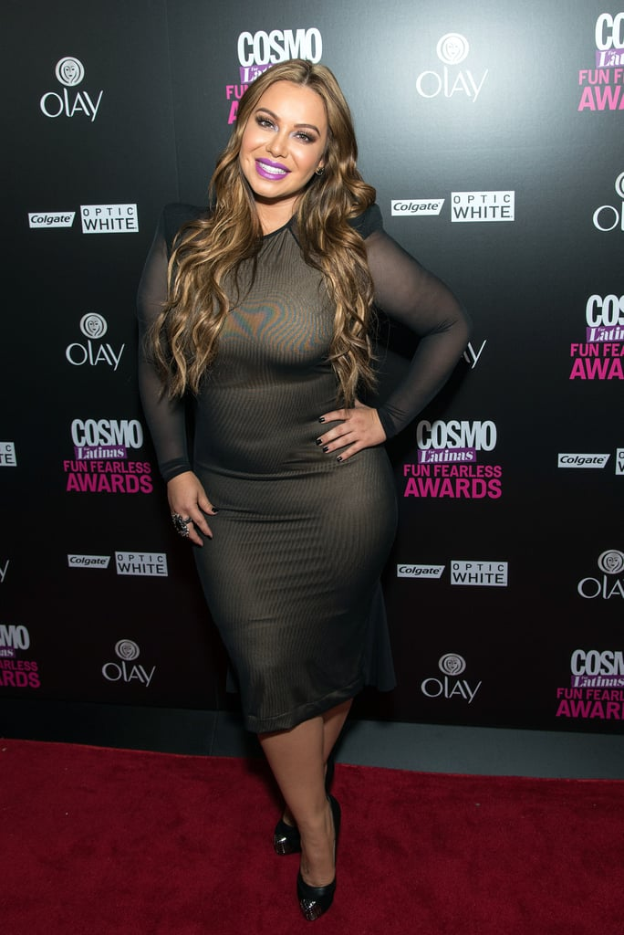 Chiquis Rivera Stars At The 2015 Fun Fearless Latina Awards Pictures Popsugar Latina Photo 7