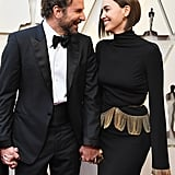 Pictured: Bradley Cooper and Irina Shayk