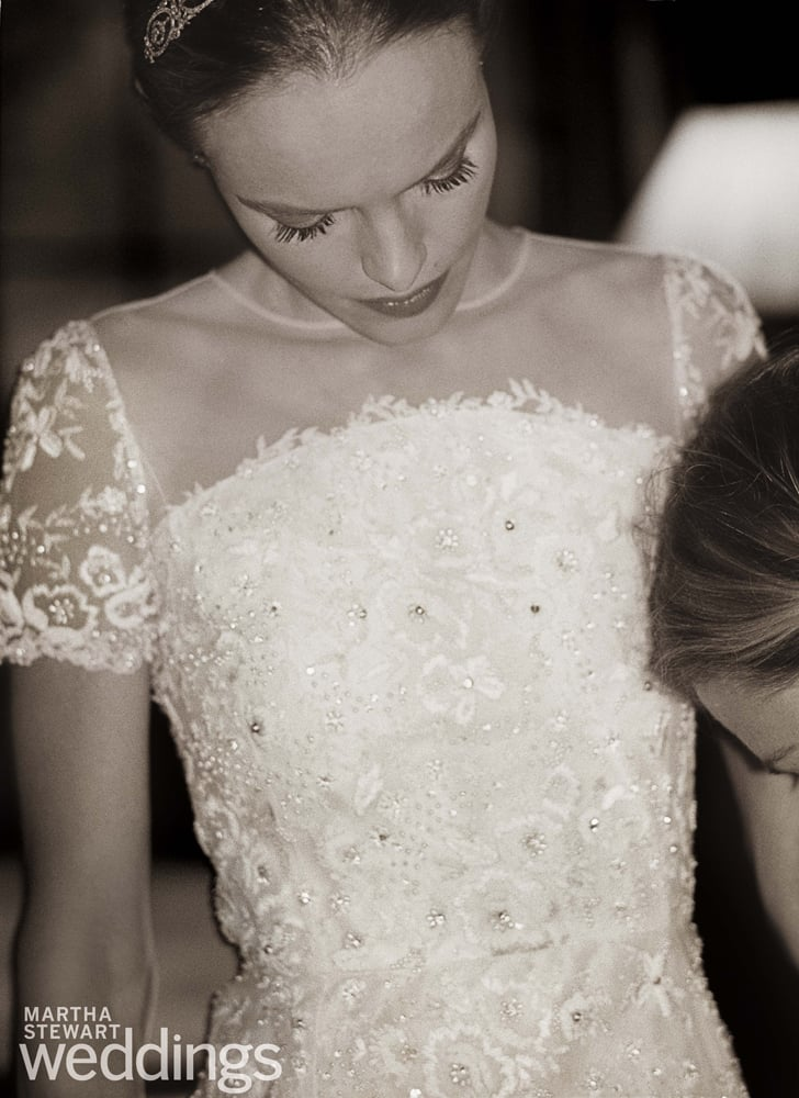The Reception | Kate Bosworth Wedding Dress Photos ...