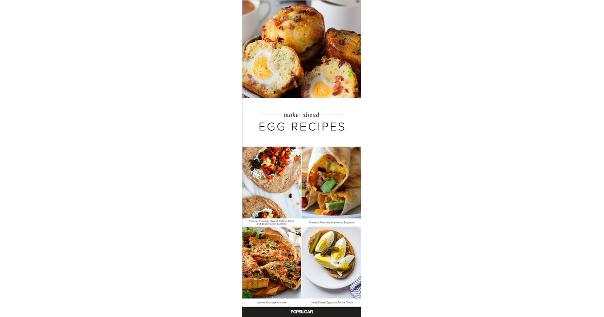 how to make egg food
