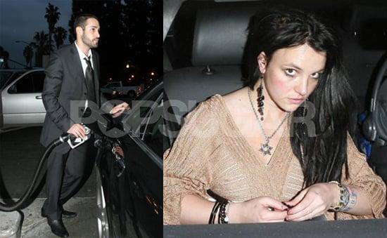 Britney's Back in Black