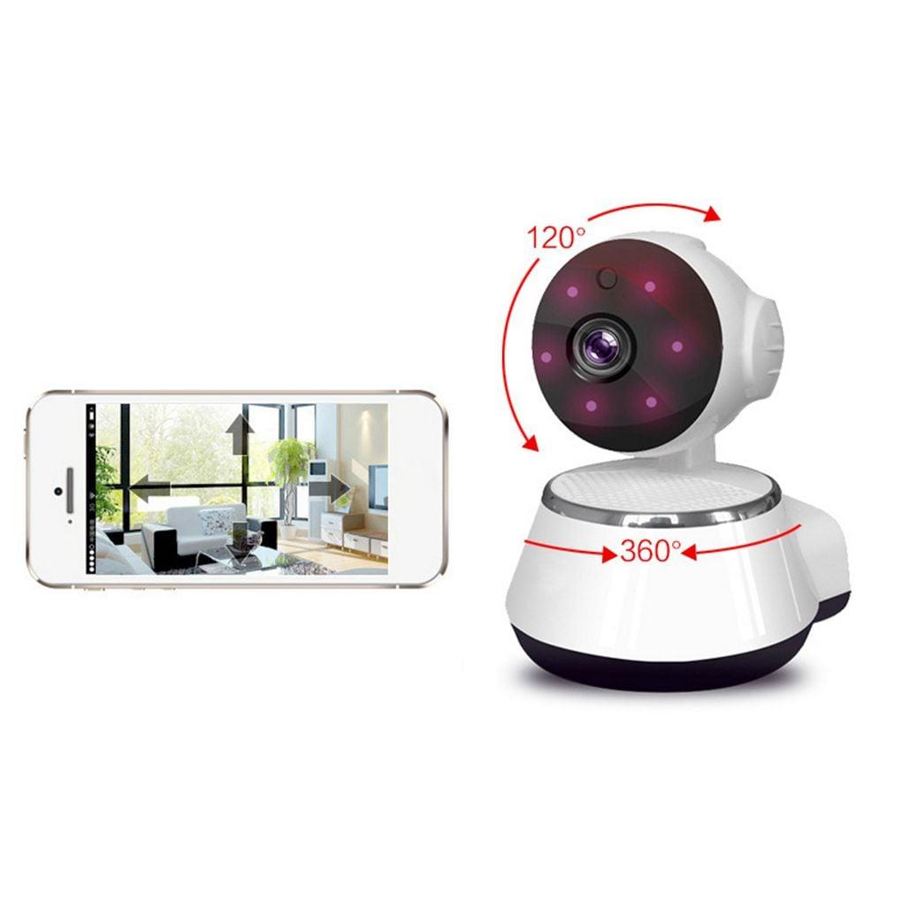 Wireless WiFi Video Baby Monitor With 2-Way Audio