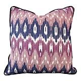 Kim Salmela Southwest 20x20 Cotton Pillow, Pink ($109)