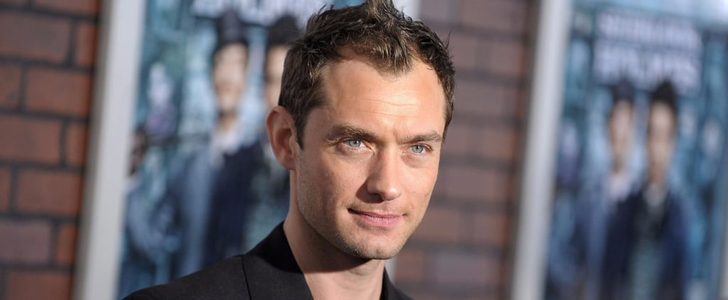 Jude Law Is Reportedly Joining Brie Larson in the Captain Marvel Movie