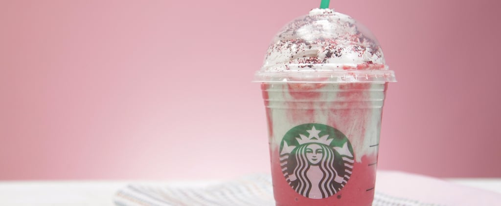 Sip on This All-Natural and Not-so-Sugary Unicorn Frappuccino