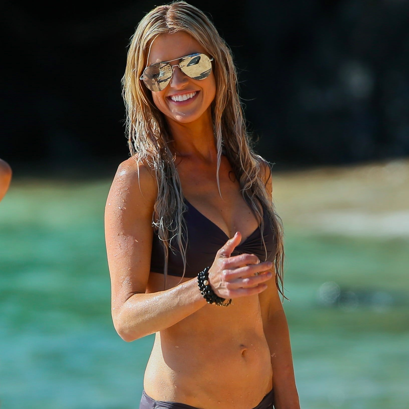 Christina El Moussa Bikini Pictures Popsugar Celebrity