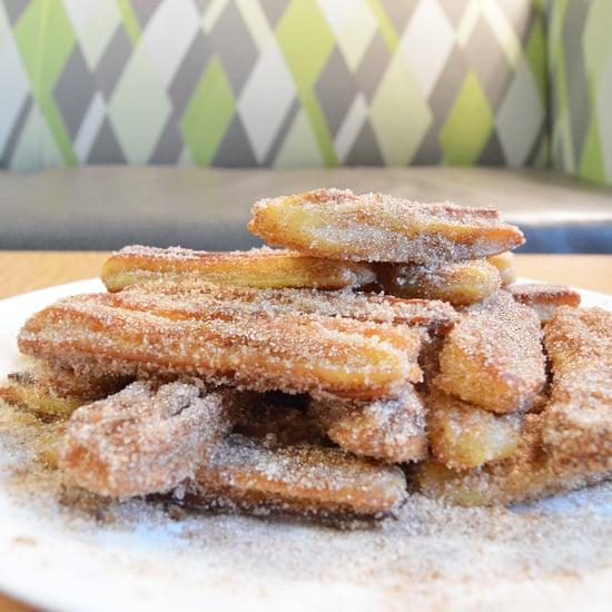 Air Fryer Churro Recipe and Photos