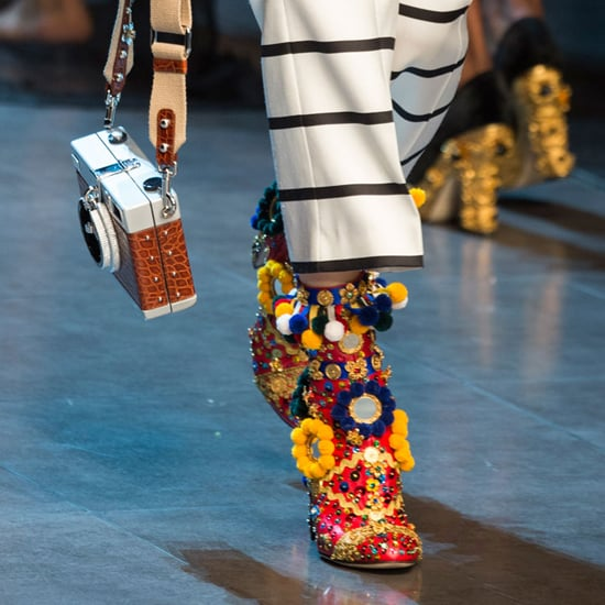 "The Spring '16 Catwalk Shows That Had Us Like ""OMG, Shoes"""