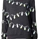 This Wildfox jumper (£87) was made to wear on the day when the tree goes up and the fairy lights get switched on!
