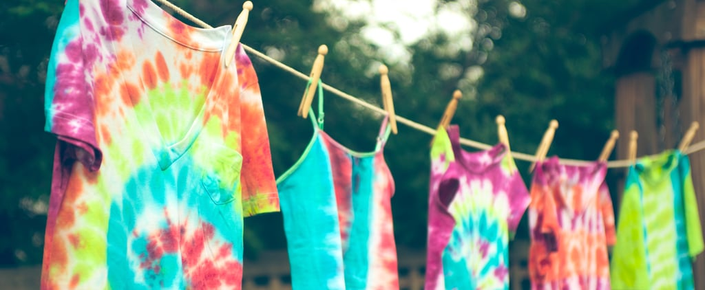 How to Tie-Dye With Kids