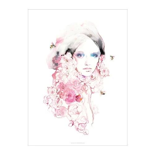 Pjätteryd Flower Girl Picture