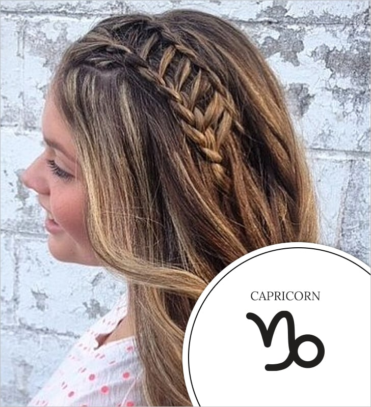 Capricorn: Ladder Braid