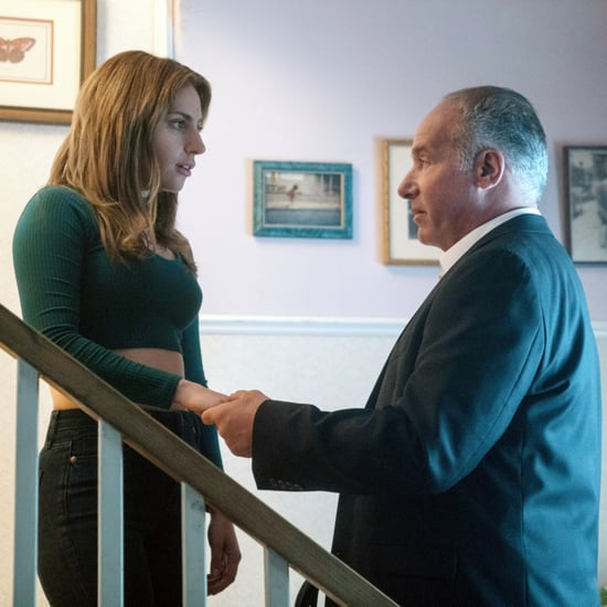 Who Plays Ally's Dad in A Star Is Born?