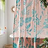 Mary Tropical Shower Curtain