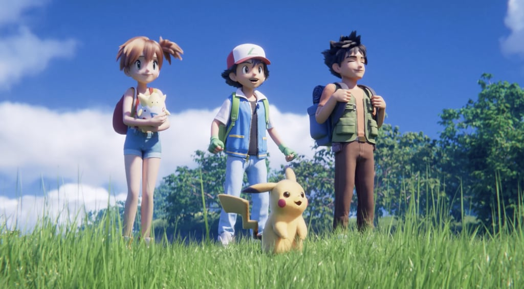 A CGI Remake of the First Pokémon, Angry Birds 2, and More Kids' Movies Coming to Netflix