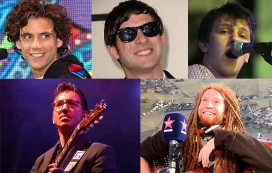 2008 Brit Awards – Best British Male Solo Artist Nominees