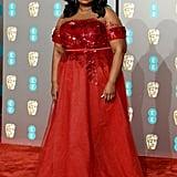 Octavia Spencer at the 2019 BAFTA Awards