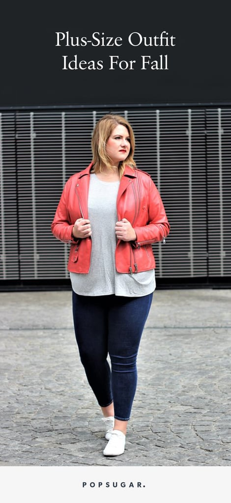 plus-size outfits for fall | popsugar fashion photo 15