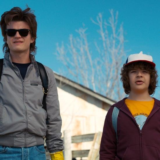 Steve and Dustin in Stranger Things