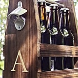 Cathy's Concepts Monogram Craft Beer Carrier ($66)